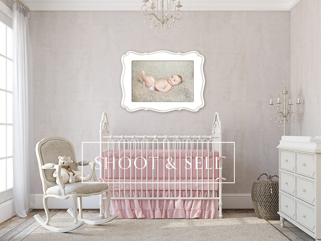 Rustic Romance Nursery